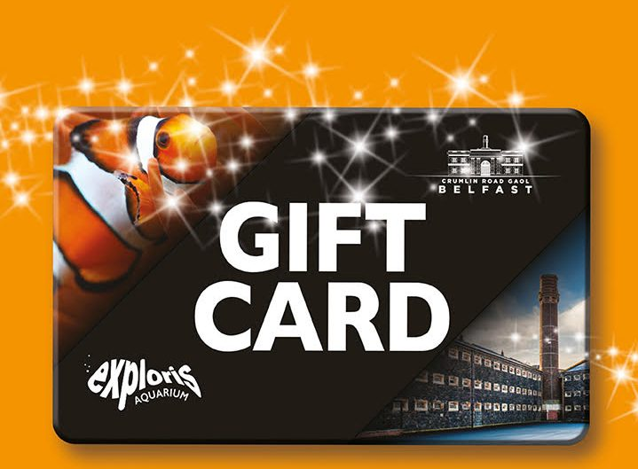 Exploris Crumlin Gift Card